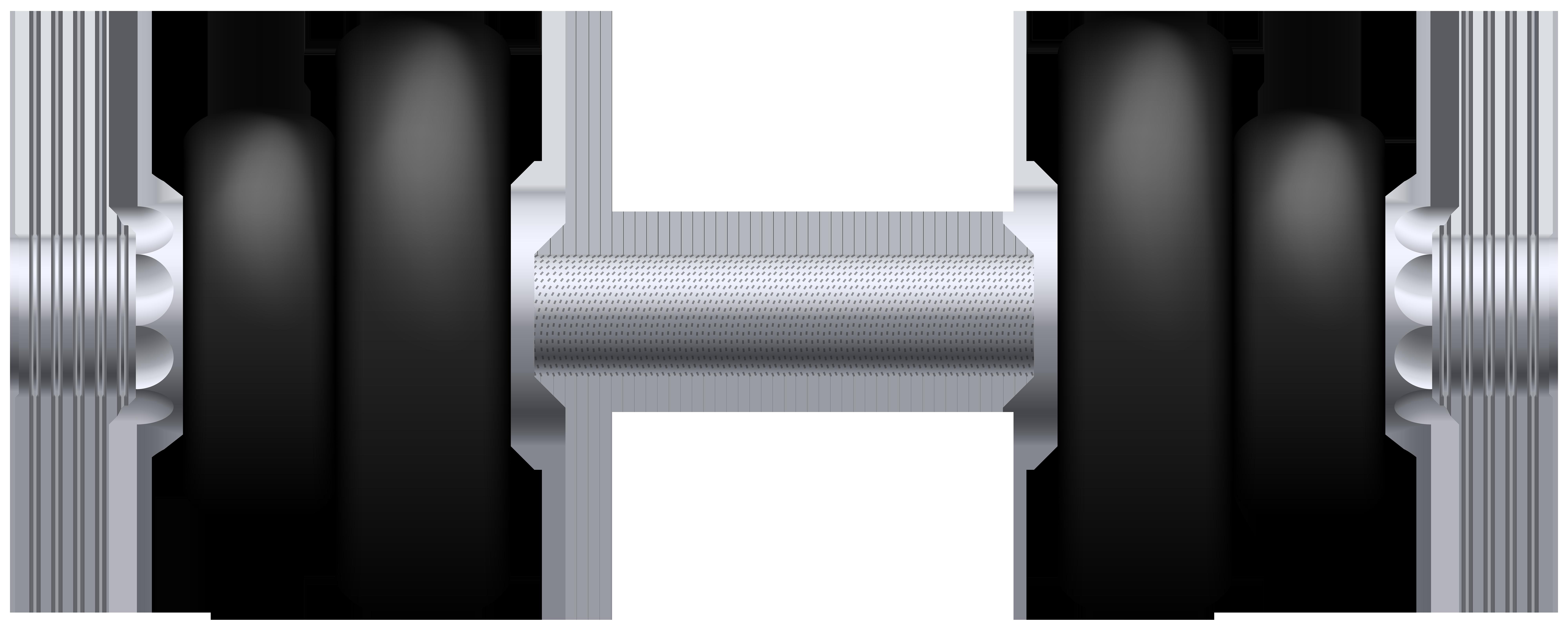 jpg free download Clip art dumbbells png. Dumbbell clipart