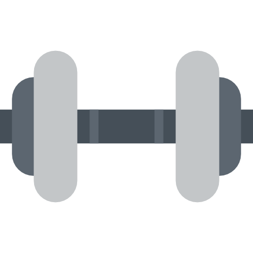 graphic freeuse Dumbbells Clipart exercise tool