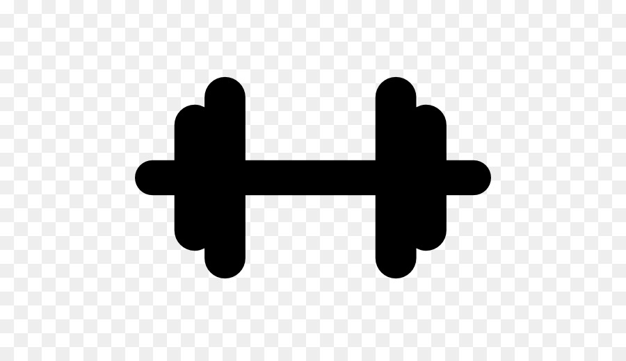 jpg royalty free Dumbbells clipart symbol. White background barbell transparent.