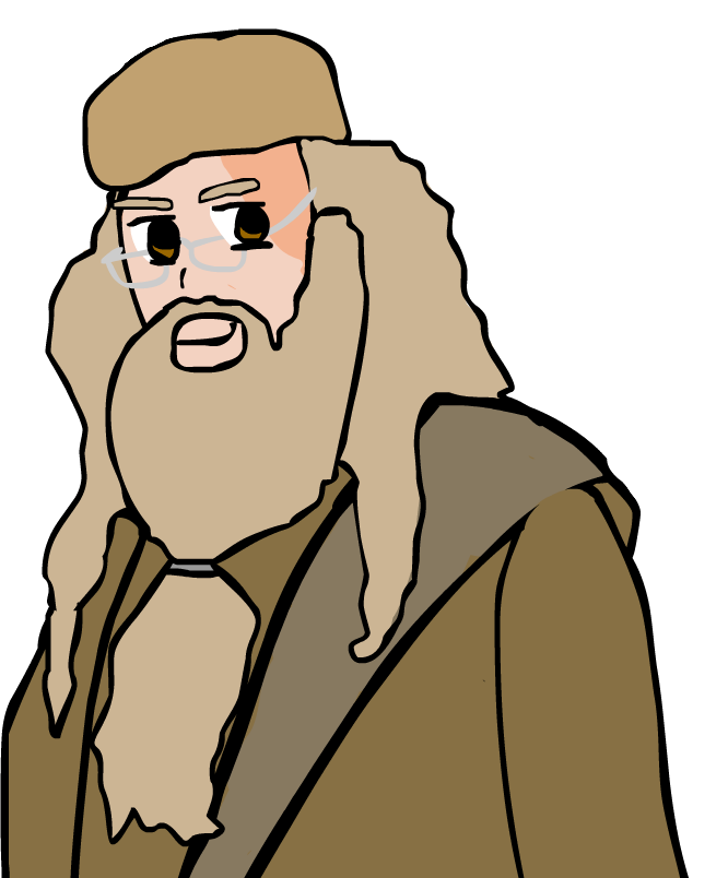 png royalty free library Dumbledore WIP