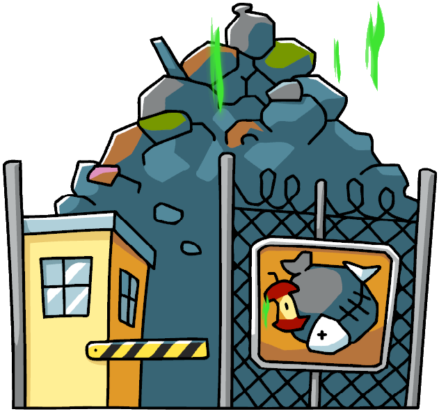 clip art free stock Image png scribblenauts wiki. Dump clipart.