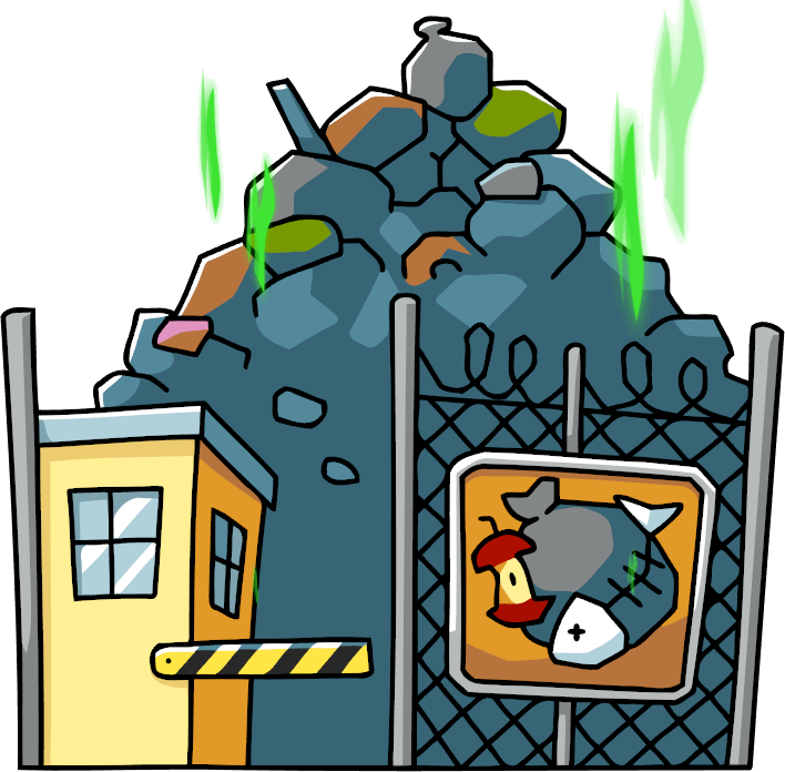 clipart download Garbage Dump