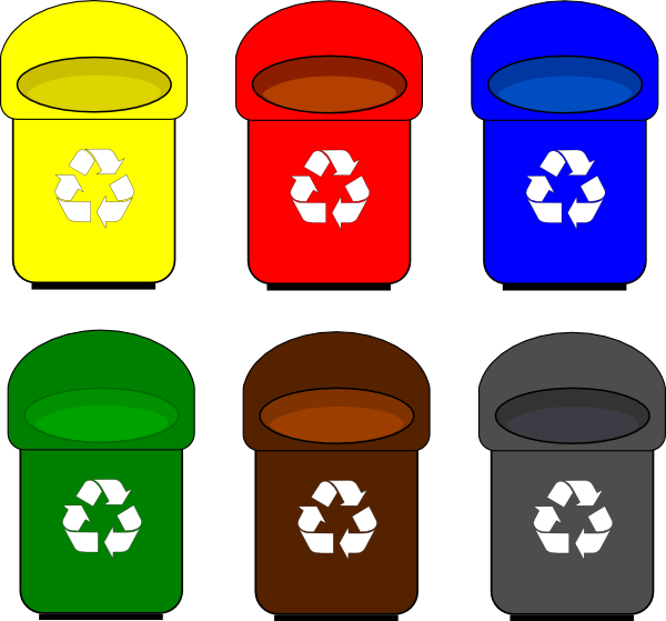 graphic freeuse library Recycle dumpsters clip art. Dumpster drawing recycling