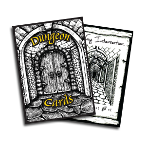 svg freeuse download Dungeon drawing. Cards standard deck pdf