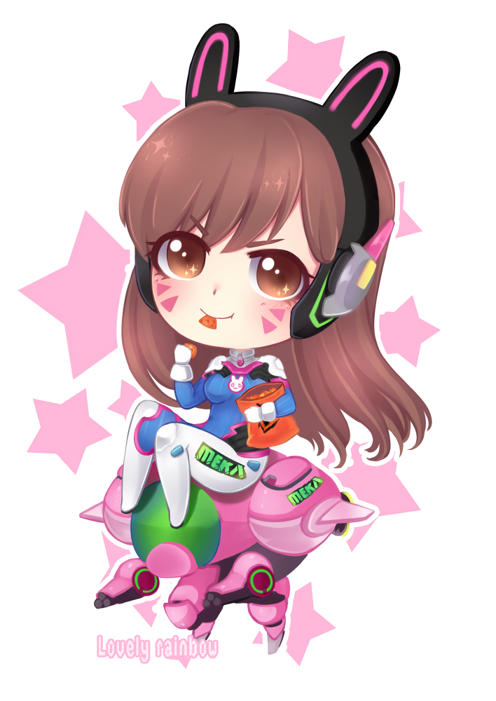 picture freeuse d.va drawing overwatch #112502756