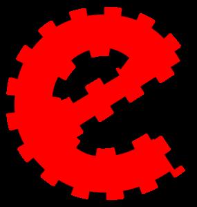 vector Lowercase clip art at. E clipart.