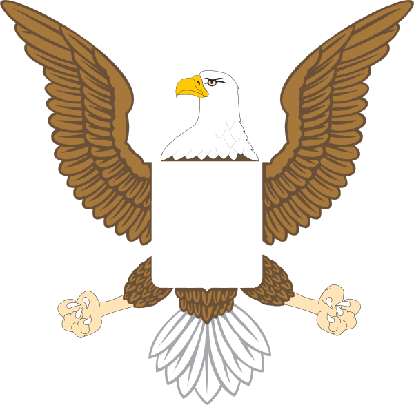 png transparent download Image of American Eagle Clipart