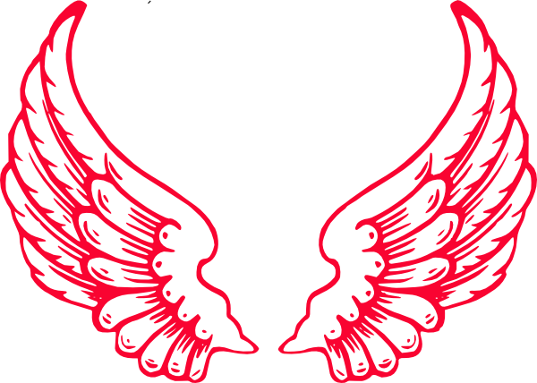 freeuse download Eagle Wings Spread Clipart Black And White