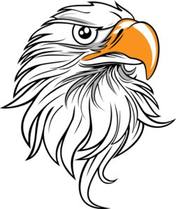 vector freeuse library Eagle Head