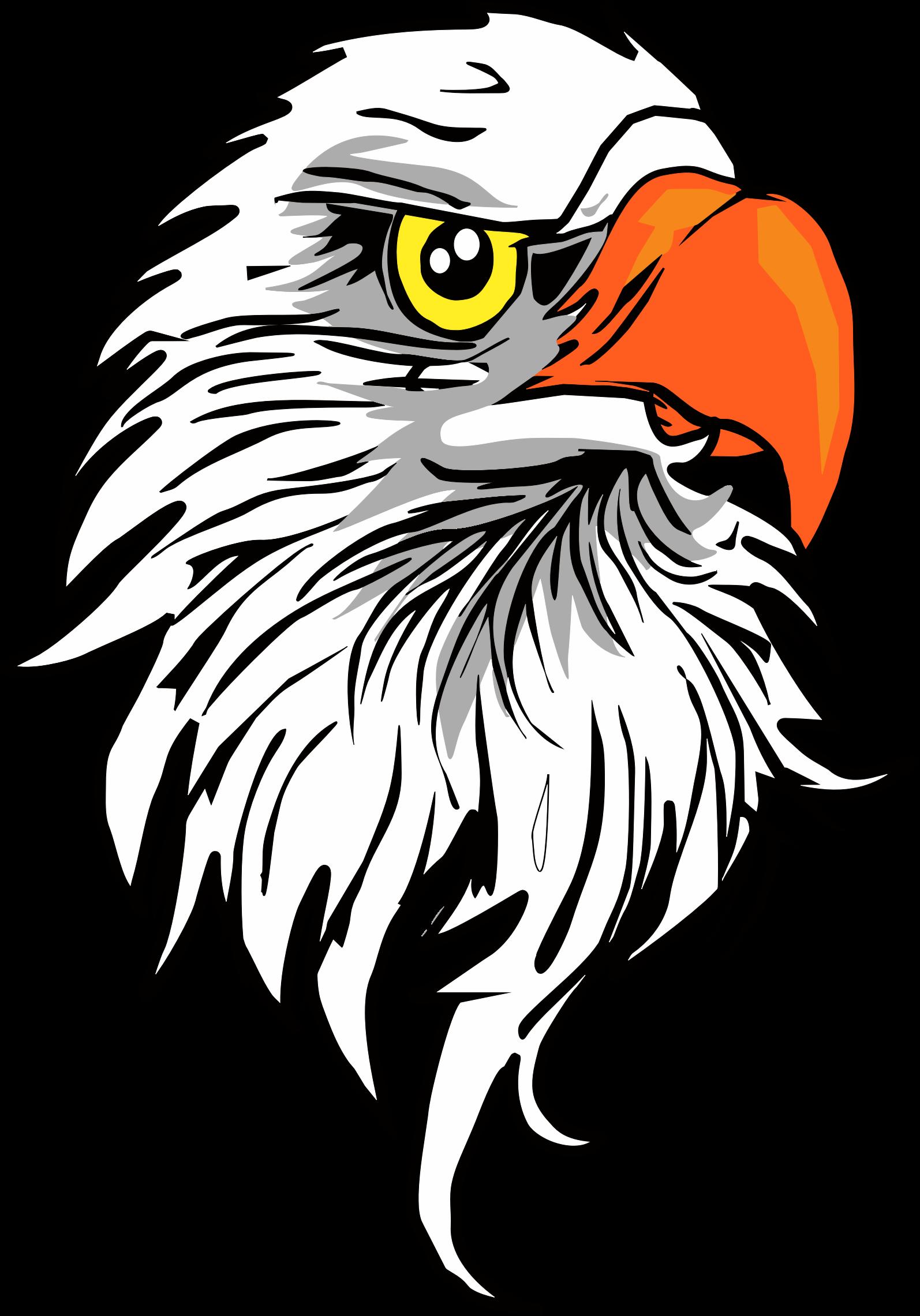 clip art download Big image png. Eagle head clipart
