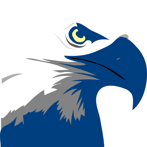 graphic transparent library eagles logo