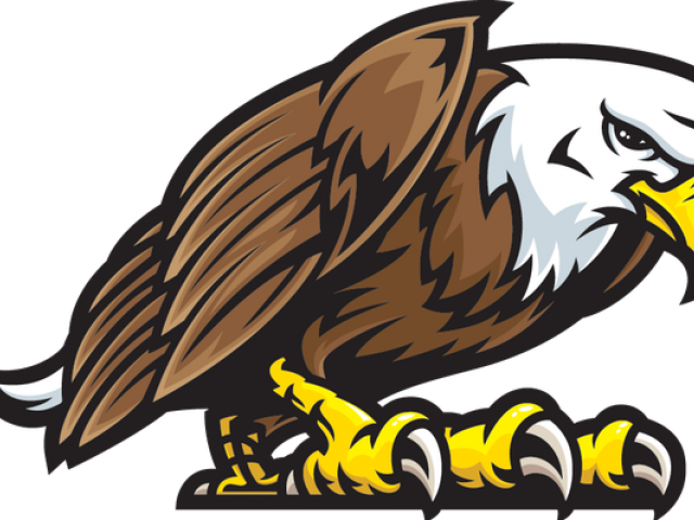png black and white download Eagles clipart mascot. Eagle cliparts free download