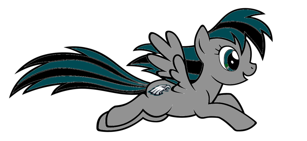 clipart library library Eagles clipart philly. Philadelphia my little pony