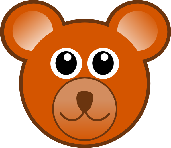 banner free Bear Clip Art at Clker