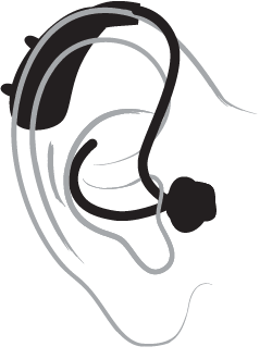 png free library Whisper clipart ear hearing. Line drawing at getdrawings