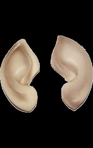 svg free download Ear transparent spock. Official star trek ears