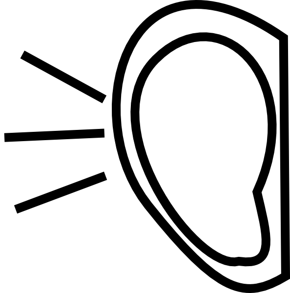 picture freeuse download clipart of an ear #62505600