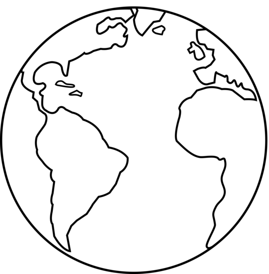 stock Planet Earth Drawing at GetDrawings