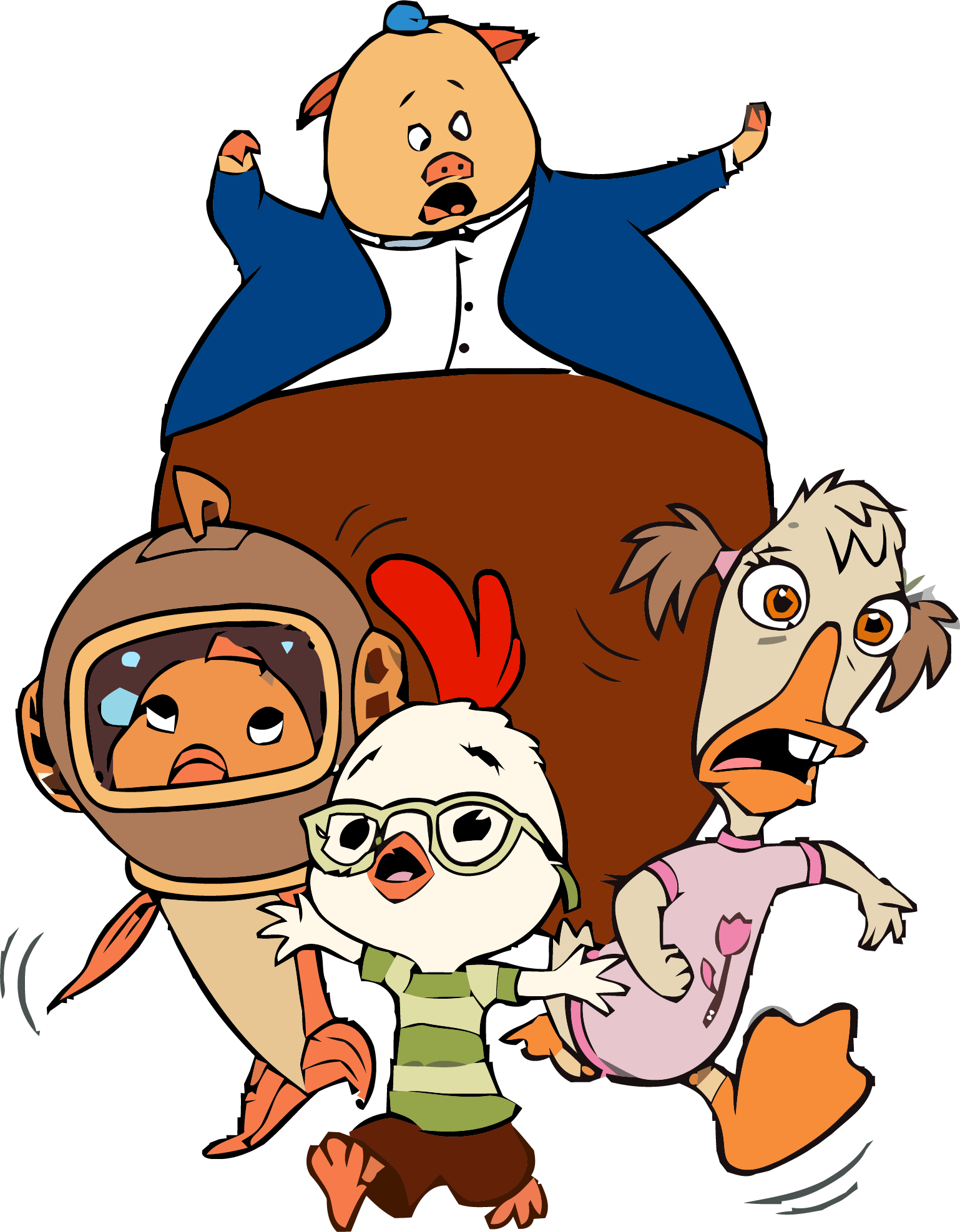 clip transparent library Collection of free Escaping clipart kid