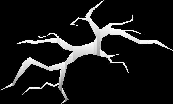 image black and white download Crack Clip Art