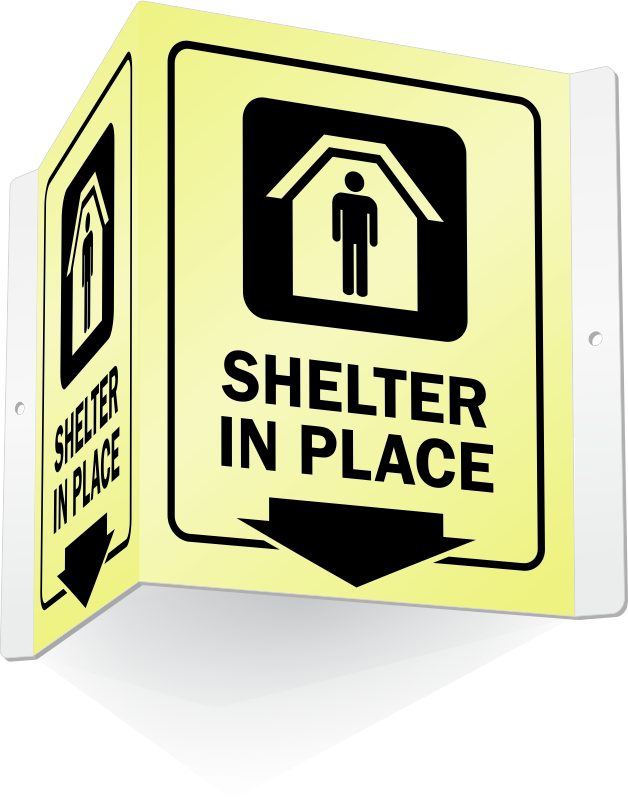 picture free Shelter Signs