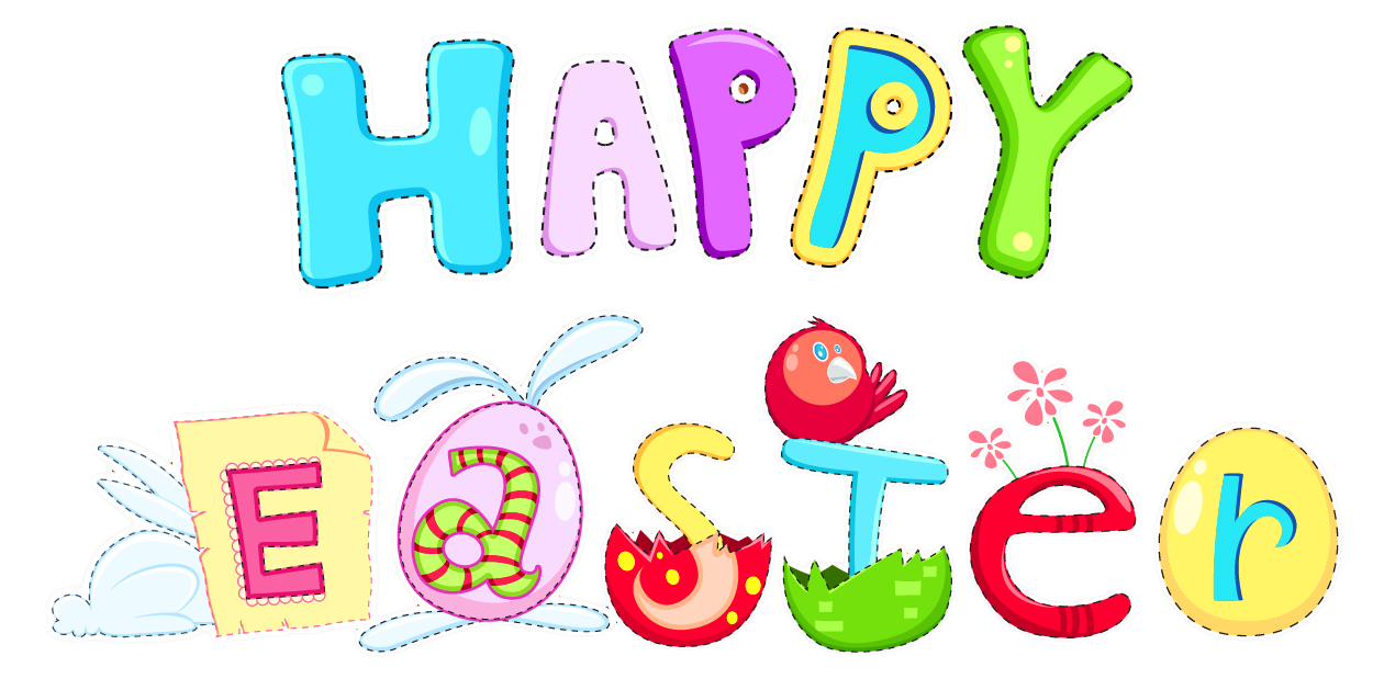 clip art freeuse download Happy Easter Clipart Png Color Original
