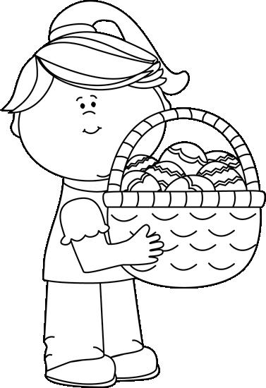 image transparent Easter Kids Clip Art