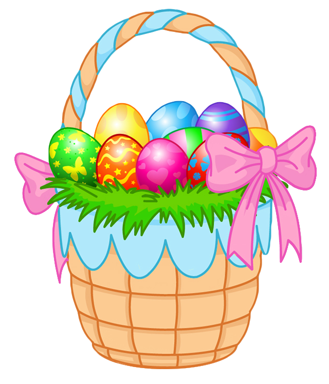 svg library Easter clipart. Transparent basket png picture.