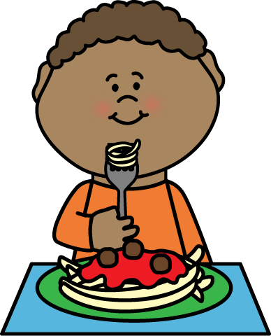 banner freeuse stock Eating Food Clipart boy