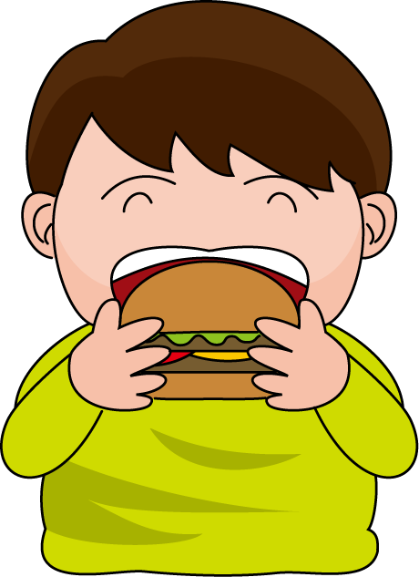 vector library stock  collection of high. Eating clipart