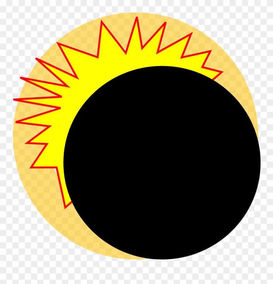image transparent stock Eclipse clipart. Solar clip art png.