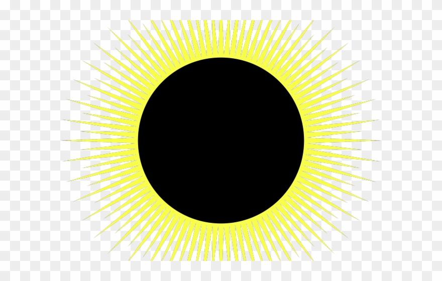 picture transparent Border solar png . Eclipse clipart.