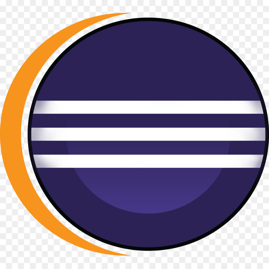 clip art free library Eclipse clipart icon. Java purple text circle