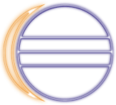 image transparent stock Eclipse Neon