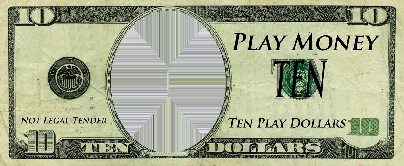 clipart transparent Play money template templates. Economy clipart dollar bill.