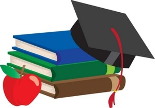 clip royalty free library Clip art for learning. Education clipart.