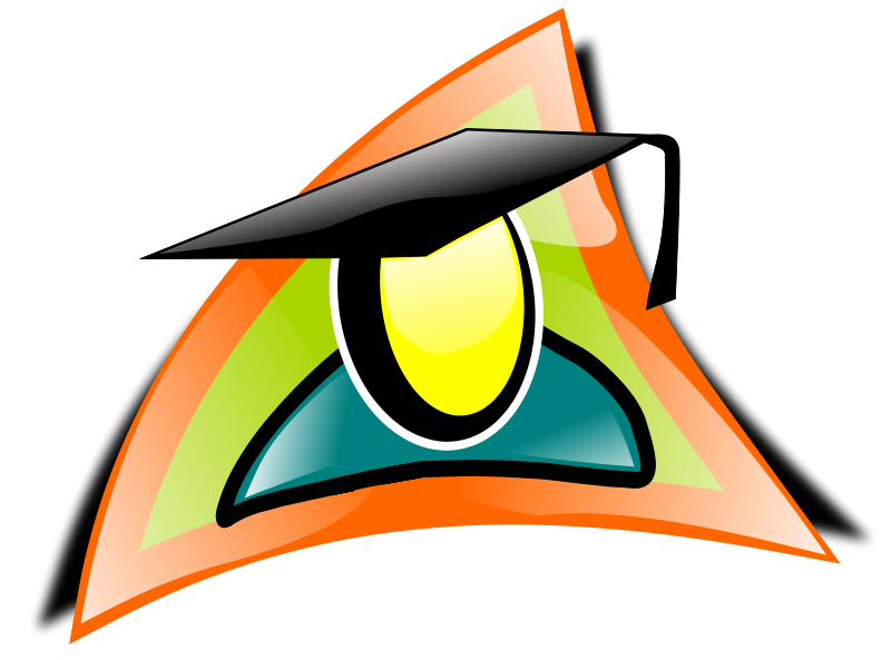 clip library library Free education graphics graduate. Grad clipart graduation ceremony
