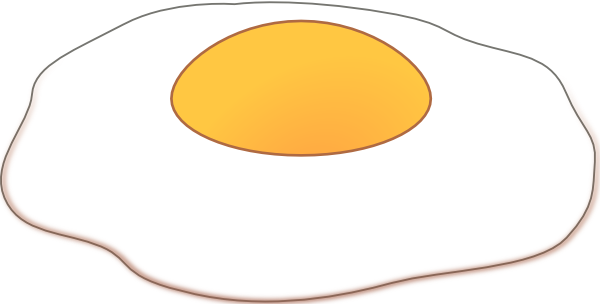 image library Fried animated free on. Egg clipart