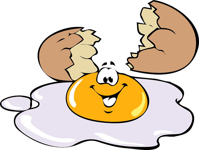 clip art library download Egg clipart. Fried illustration free on