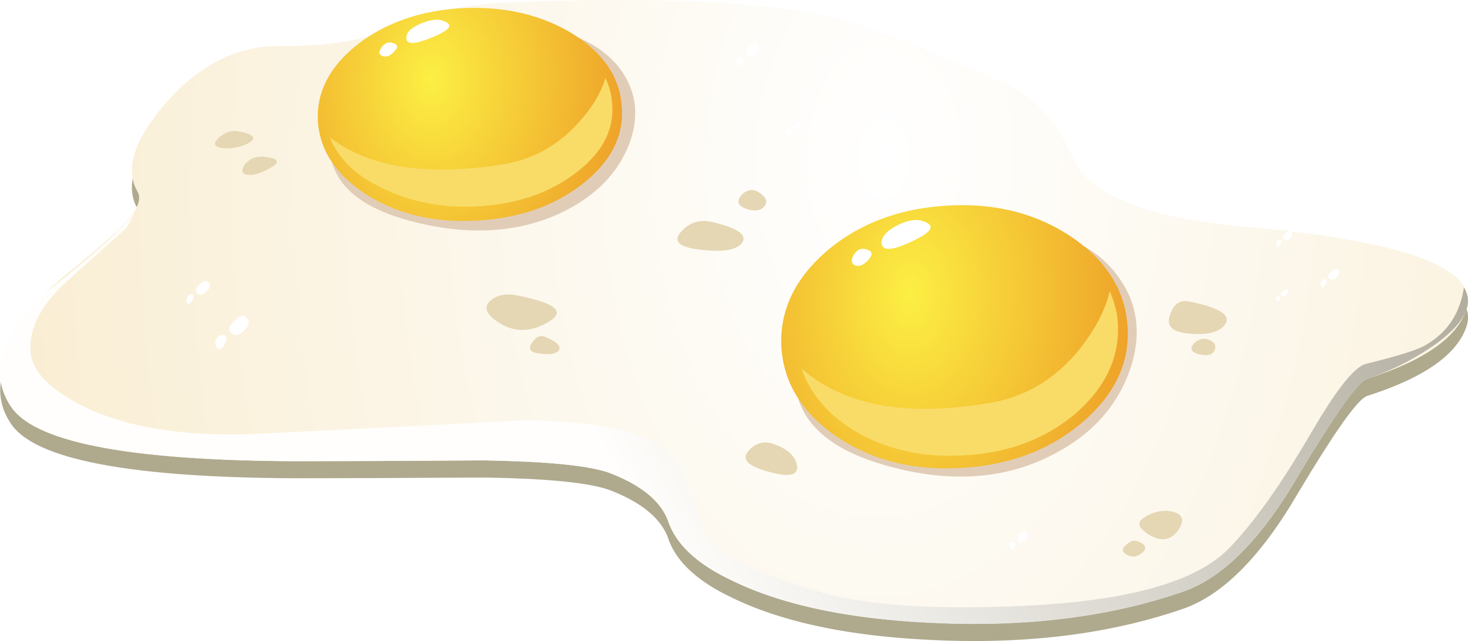 png black and white stock Fry Egg PNG Transparent Fry Egg