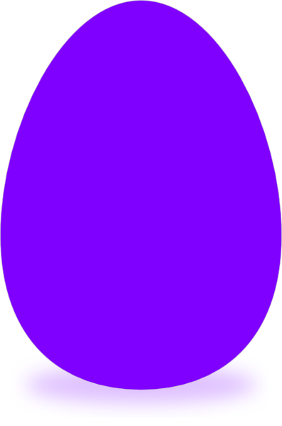 clipart free download Purple Egg Clip Art at Clker