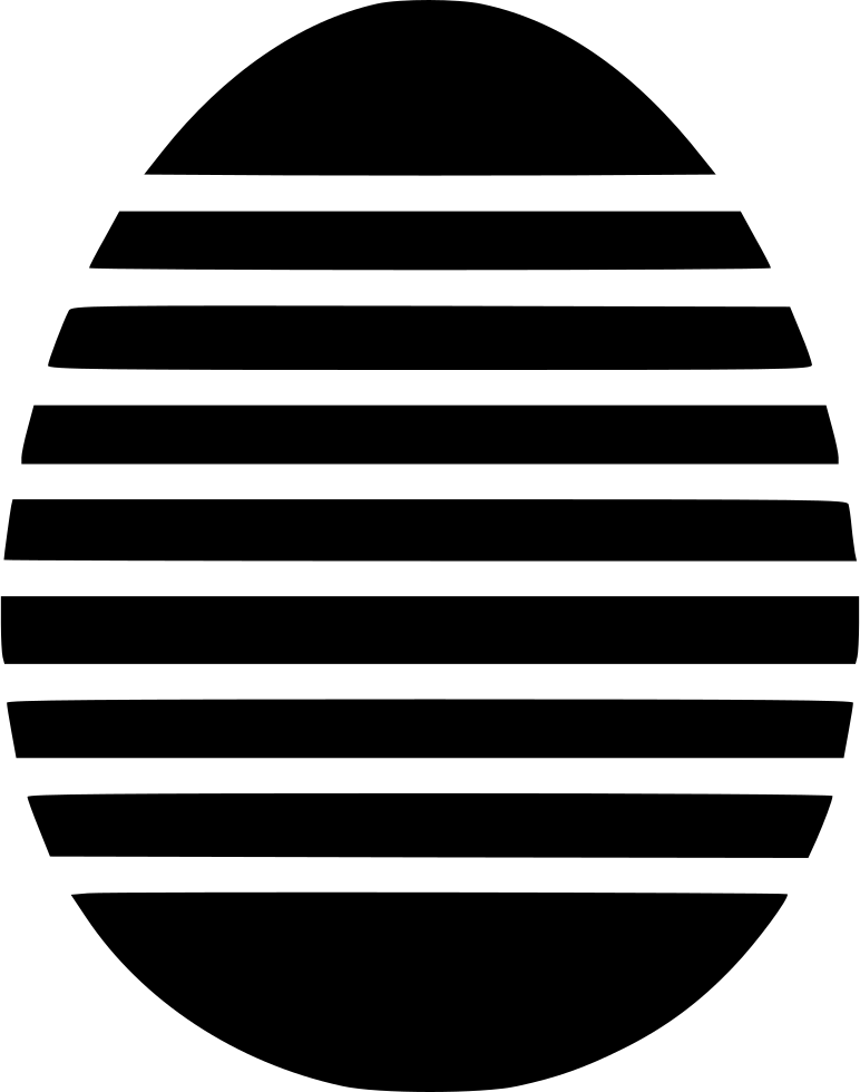 picture freeuse download Egg Stripes Side Svg Png Icon Free Download