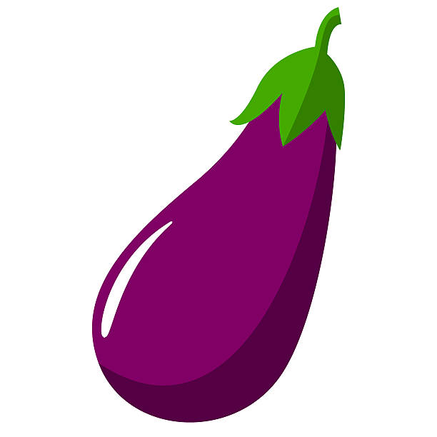 png royalty free library Free download on webstockreview. Eggplant clipart