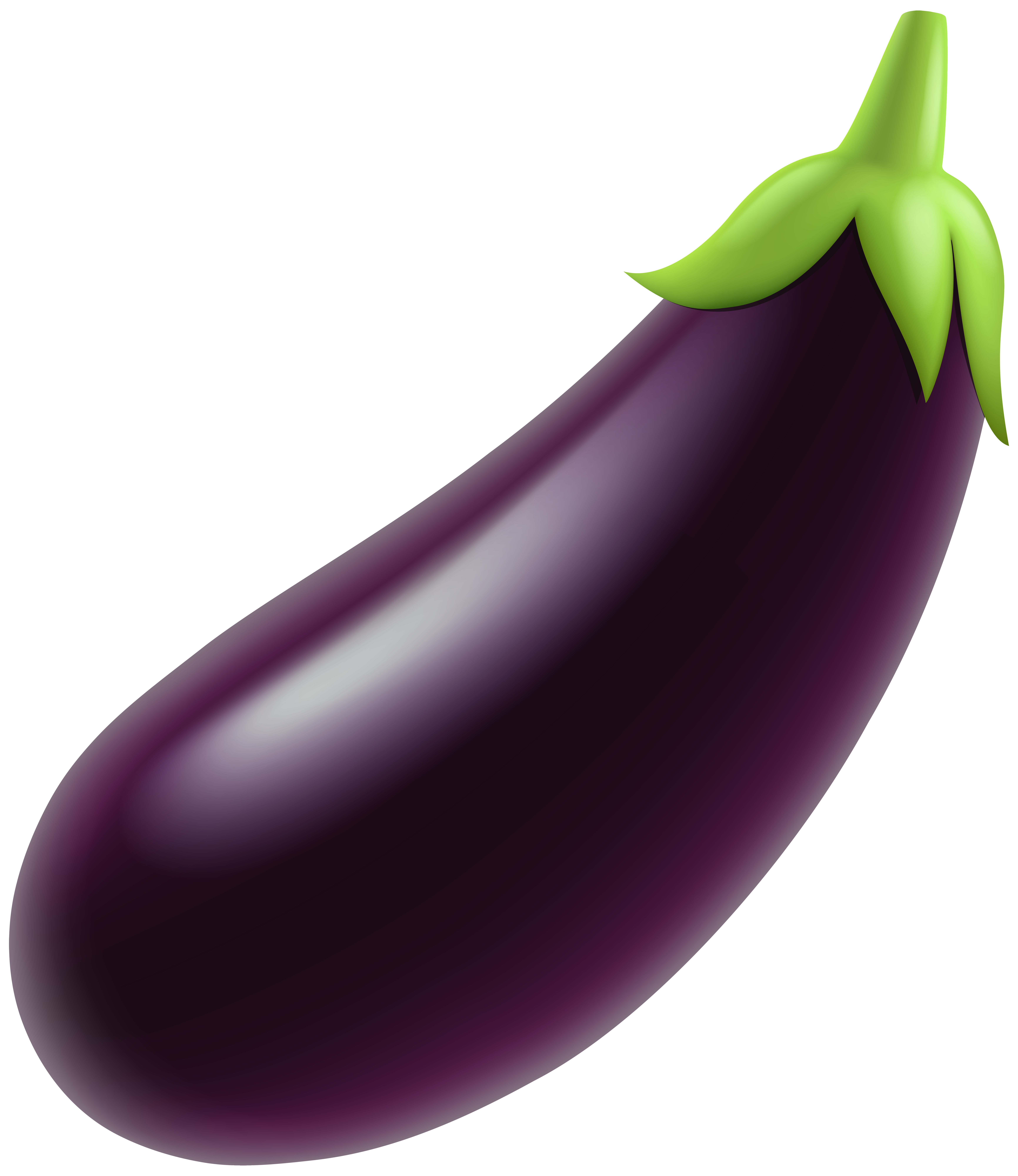 svg transparent Violet clipart purple food. Eggplant png clip art