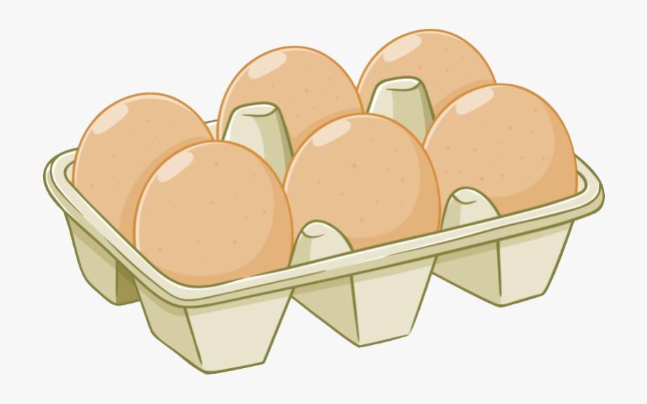 clip stock Eggs clipart. Egg carton drawing box.