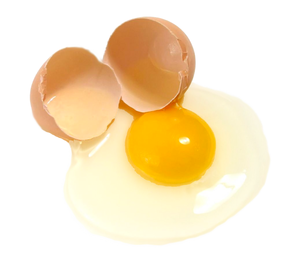 clip art black and white stock Transparent eggs. Chicken omelette nutrient deviled