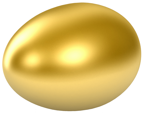 graphic black and white stock Collection of free Golde clipart easter egg