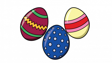 png transparent How to Draw Easter Eggs
