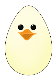 png freeuse library Funny and Cute Easter Clip Art