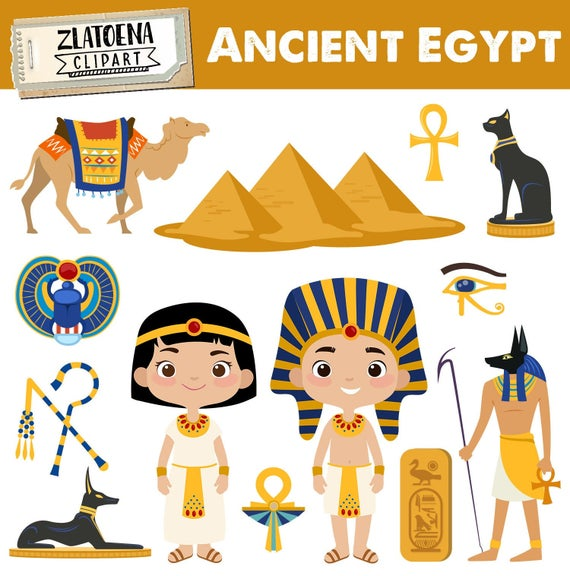 free stock Egyptian clipart. Egypt clip art ancient.